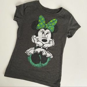 🌈 5 for $25 Minnie Mouse Tee Sz S (6/6x)